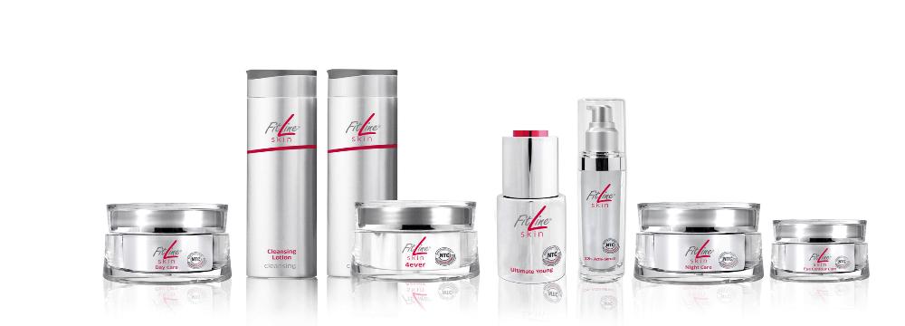 FitLine Skin anti-aging tuotteet
