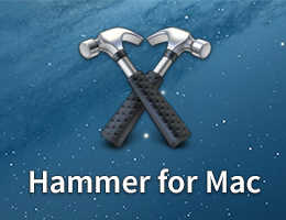 Hammer for Mac 6 9 - Available Now