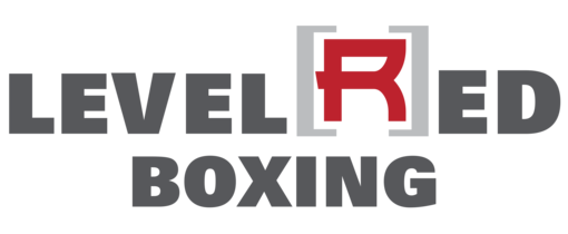level red boxing gym