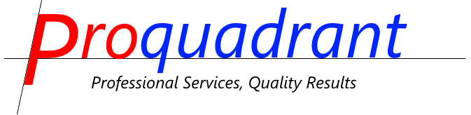 Proquadrant logo